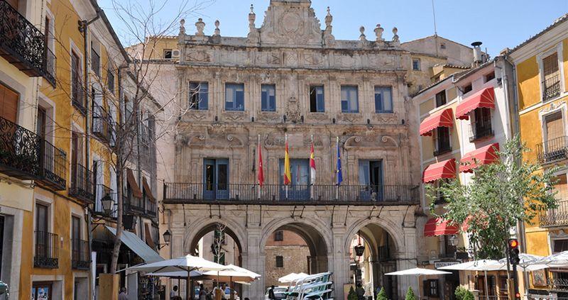 El Ayuntamiento celebra un acto para presentar el inicio de la revisión del POM de la Ciudad de Cuenca