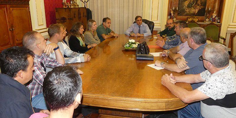 El Ayuntamiento de Cuenca estudiará el origen de la riada de polígonos Los Palancares y Cuberg para poner solución