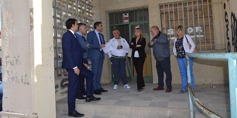 El Ayuntamiento de Cuenca pide a la Asociación de Las Quinientas y a la Junta que concreten una propuesta para el nuevo Centro de Mayores