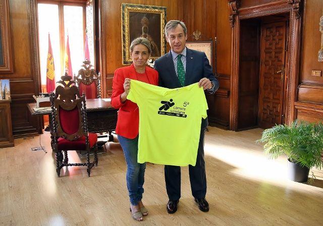 El Ayuntamiento de Toledo se suma a la 5ª Carrera Solidaria de la Fundación Caja Rural CLM-Tello