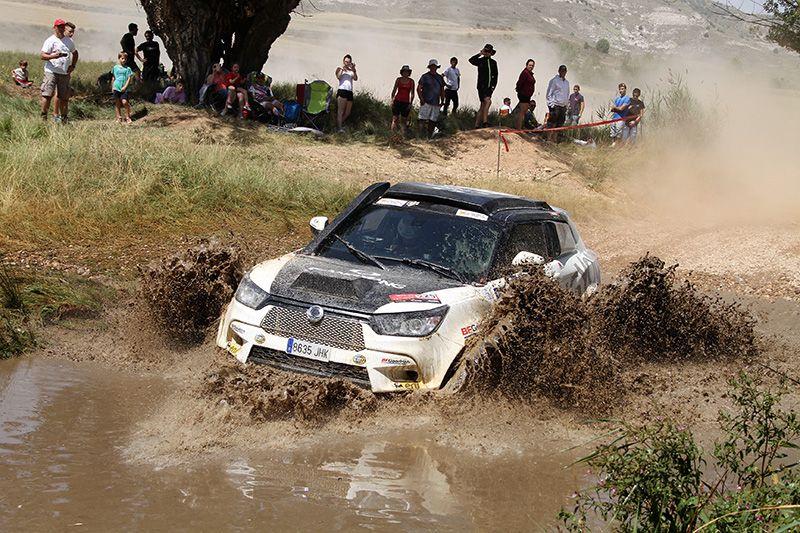 El II Rally TT de Guadalajara, clave para el Campeonato 2017