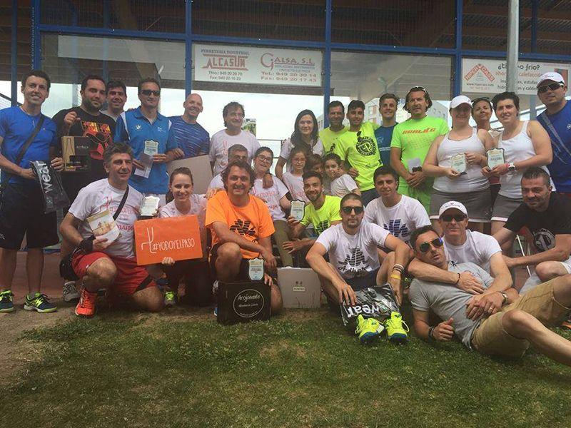 El IV Torneo de Pádel a beneficio de Nipace se celebrará el 6, 7 y 8 de octubre en el Casino de Guadalajara
