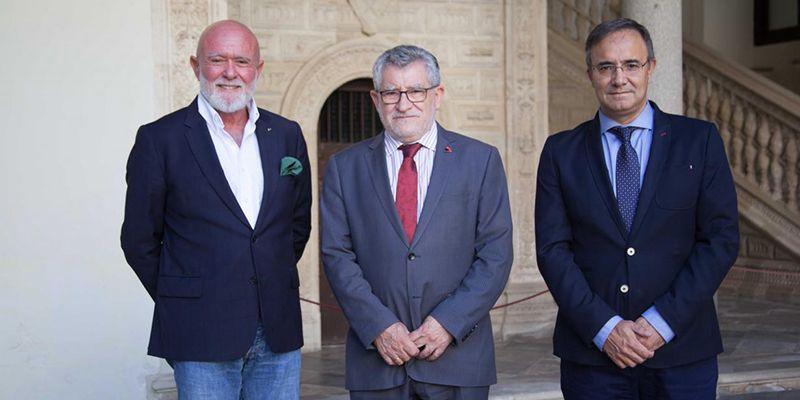 El coleccionista de arte Roberto Polo presenta al Gobierno regional un fondo de 1.200 obras para agilizar la puesta en marcha de las exposiciones