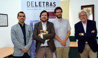 El granadino Joaquín Carmona gana el XXXVI Premio de Poesía Juan Alcaide con 'Kaunas (Ámbar y Níquel)'