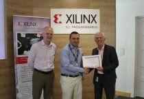 El investigador de la UCLM Julián Caba, premiado por un trabajo de diseño y verificación de sistemas reconfigurables