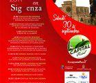 Este sábado, Sigüenza celebra que es la Capital del Turismo Rural 2017. ¿Vienes