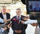 Felpeto anuncia la licitación de las obras de reforma y ampliación del CEIP 'Princesa Sofía' de Minglanilla