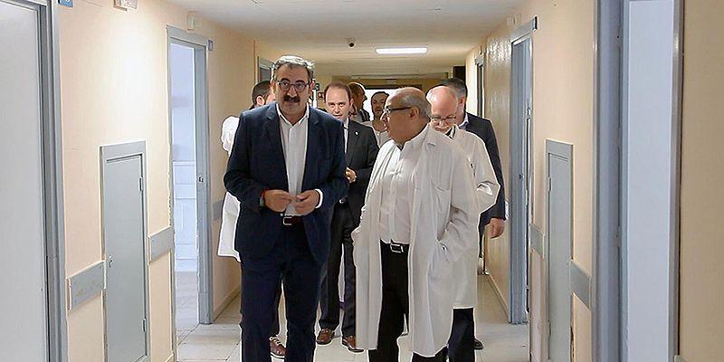 Finalizan las obras de remodelación en el área de hospitalización de Salud Mental del 'Virgen de la Luz' de Cuenca
