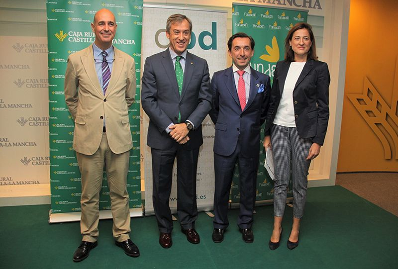 Fundación Caja Rural Castilla-La Mancha y APD acercan a los empresarios nuevos modelos de negocio