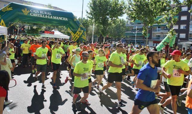 La 5ª Carrera Solidaria de Fundación Caja Rural Castilla-La Mancha-Tello reunirá a miles de participantes en beneficio de ADEMTO