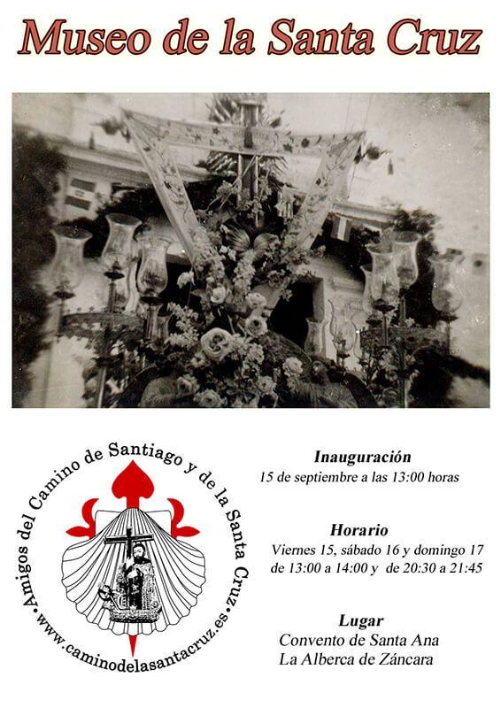 La Asociación de Amigos del Camino de Santiago y de la Santa Cruz dan el paso y crean un Museo de la Santa Cruz