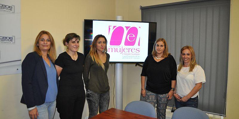 La Asociación de Mujeres Empresarias de Cuenca renueva su Junta Directiva