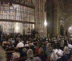 La Catedral de Sigüenza vuelve a escuchar las magníficas composiciones, inéditas, de tres de sus maestros de capilla