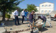 La Diputación de Guadalajara facilita la contratación de 13 personas a través del Plan de Empleo en Albares y Albalate de Zorita