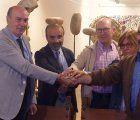 La Diputación de Guadalajara firma dos convenios con la Asociación de Amigos del Museo de Molina