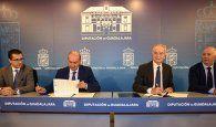 La Diputación de Guadalajara renueva su acuerdo con CEOE-CEPYME dirigido a la creación de empleo en la provincia