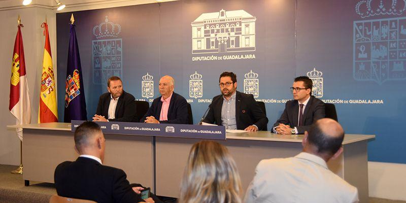 La Diputación de Guadalajara saca pecho ante los buenos datos de turismo en la provincia