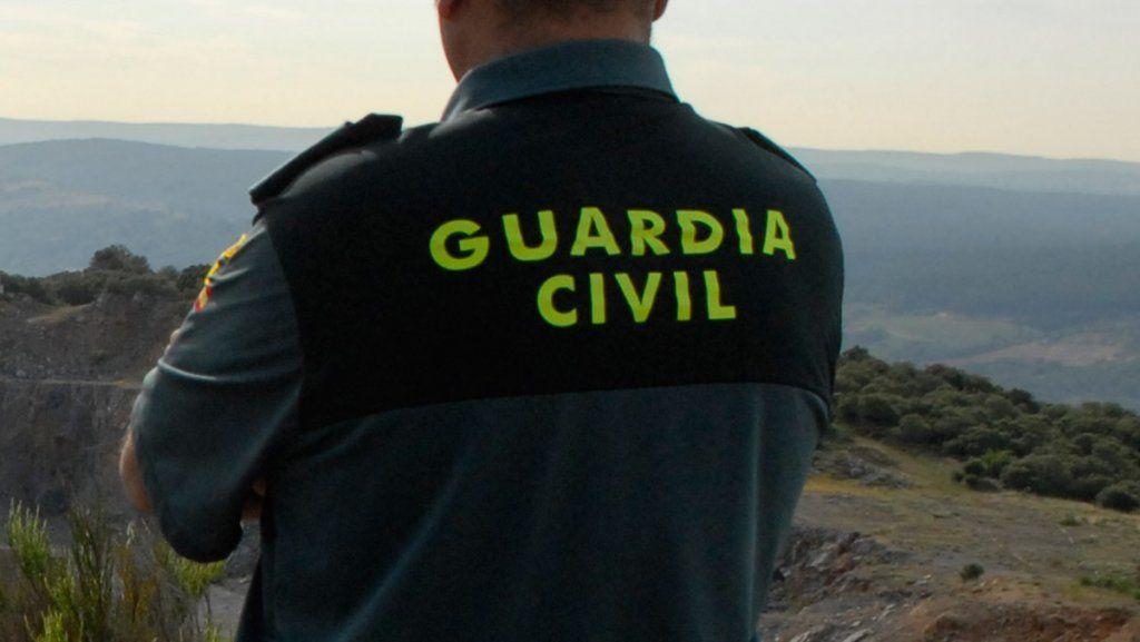 La Guardia Civil detiene a una persona en Cuenca por robar a un familiar joyas y dinero en su propia casa