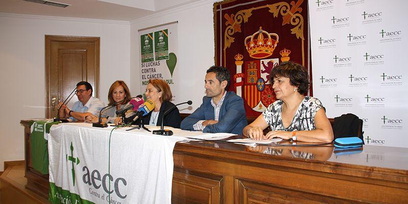 La Junta muestra su apoyo y colaboración a los pacientes oncológicos de Cuenca