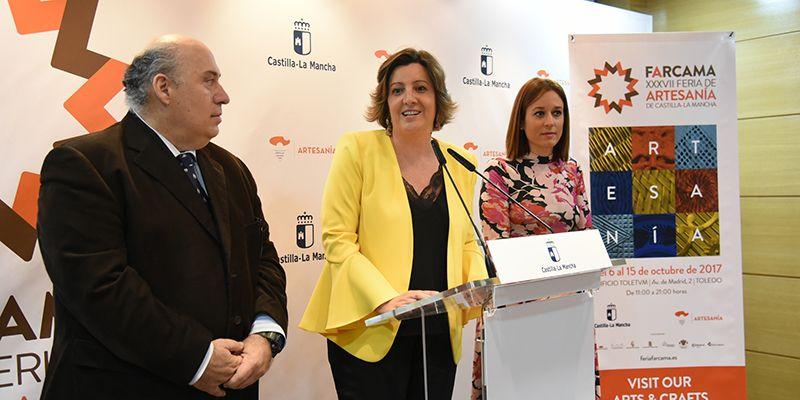 La XXXVII edición de FARCAMA dará el pistoletazo de salida al mercado on-line de artesanía de Castilla-La Mancha con un nuevo 'Market Place'