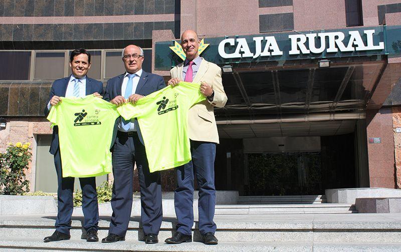 Las cooperativas de UTECO se suman a la 5ª Carrera Solidaria Fundación Caja Rural Castilla-La Mancha-Tello