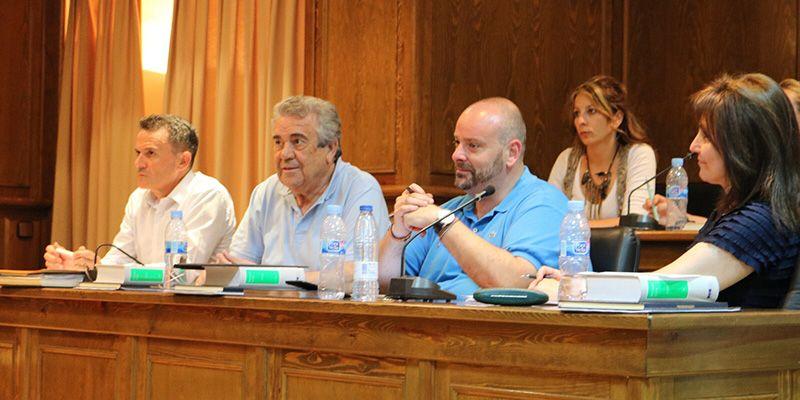 Las subvenciones que reciben los clubes deportivos de Alovera se duplicarán gracias a una moción del PP