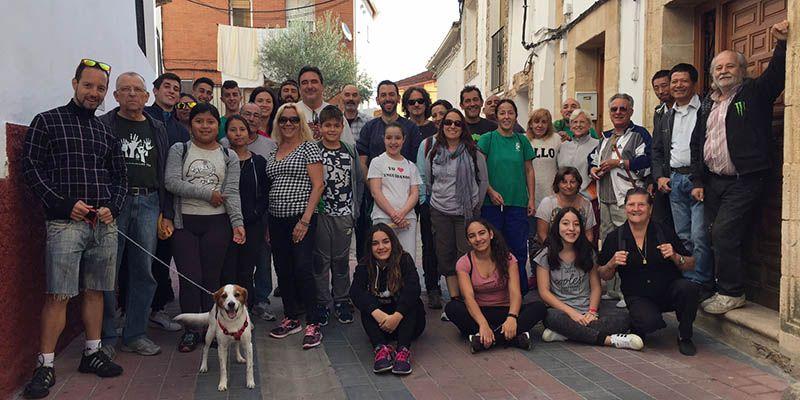 Más de 50 voluntarios limpian Las Chorreras