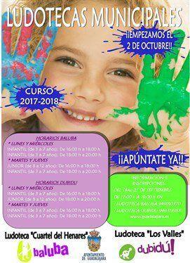 Mañana se abre el plazo de inscripción para las ludotecas municipales en inglés en Guadalajara