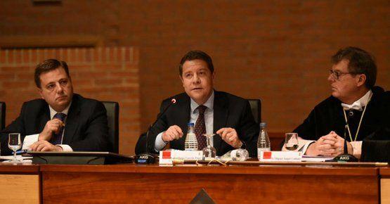 Page se desmarca por completo de su socio podemita y expresa su apoyo al Gobierno de España