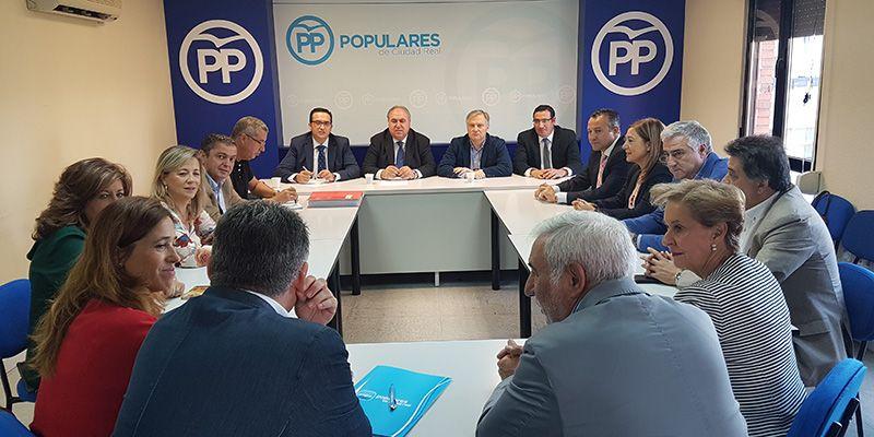 """Tirado """"La mayor traición de Page a Castilla-La Mancha es mantener a un vicepresidente a favor del referéndum de Cataluña"""""""