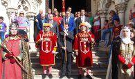 El Pendón de Alfonso VIII ya se encuentra en el Ayuntamiento