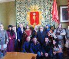 La delegación de Cerreto Sannita llega a Cuenca para sellar el hermanamiento entre ambos municipios