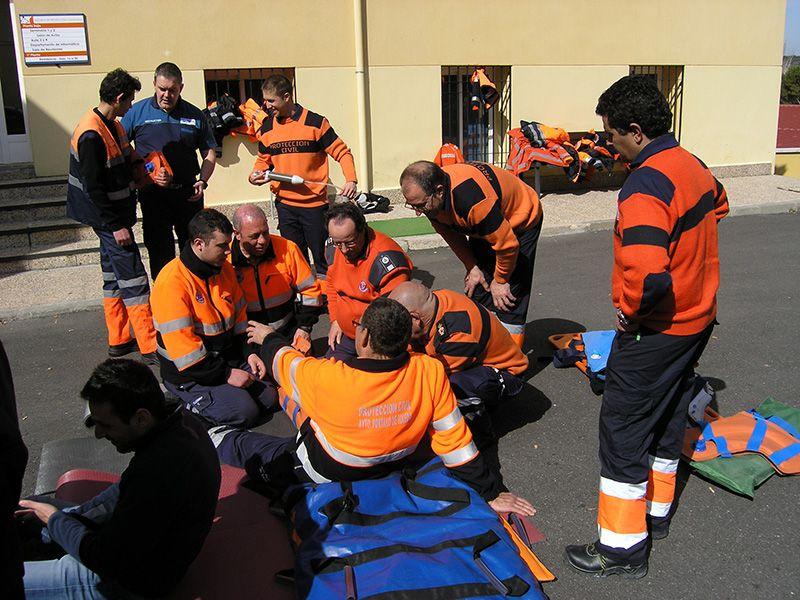La Escuela de Protección Ciudadana retoma su actividad lectiva, tras el paréntesis vacacional, con 10 nuevos cursos de formación
