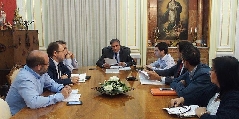 La Junta de Gobierno Local adjudica el servicio de telefonía del Ayuntamiento de Cuenca a 'Vodafone España'