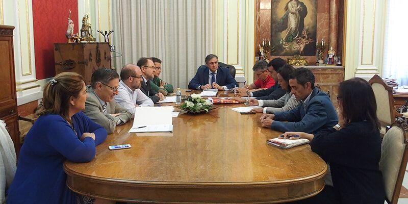 El Ayuntamiento de Cuenca aprueba el Plan de Organización, Coordinación y Emergencias de San Mateo 2017