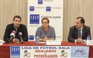 Este sábado arranca oficialmente la Liga de Fútbol Sala Benjamín y Prebenjamín