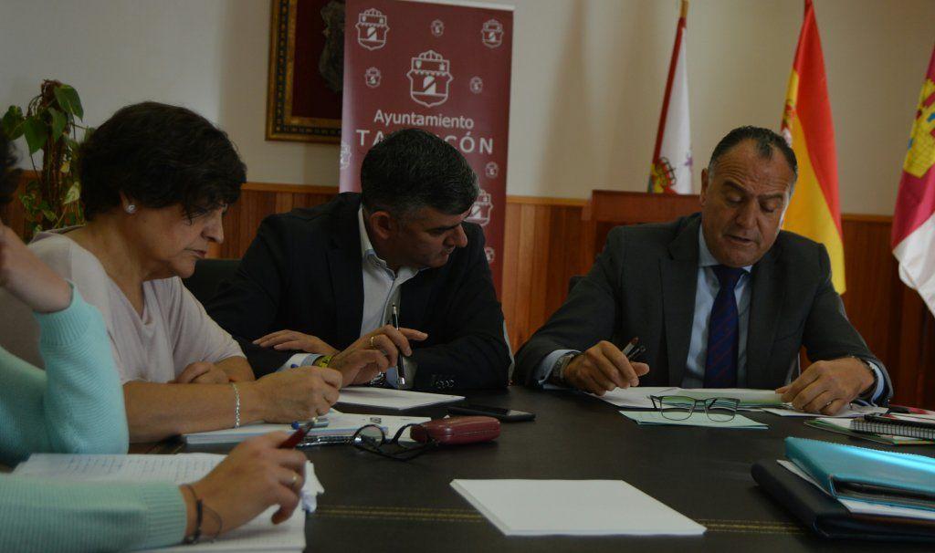 Gran parte de las inversiones que la Junta realizará en Tarancón en 2018 serán para infraestructuras educativas