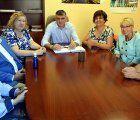 Alcaldes de la Zona Básica de Salud de Honrubia agradecen al Gobierno regional el mantenimiento de la ambulancia de Urgencias 24 horas