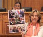 """Ana Guarinos """"Page es indigno del cargo que representa y su palabra ya no vale nada"""""""