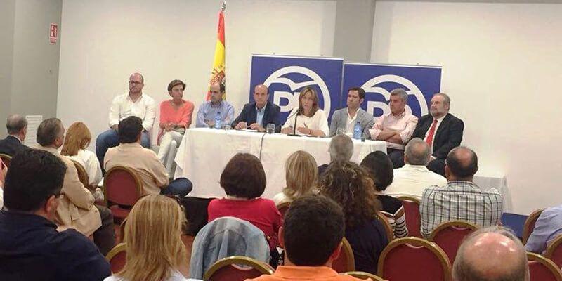 """Ana Guarinos """"Page no puede seguir gobernando con quienes defienden y apoyan a los golpistas"""