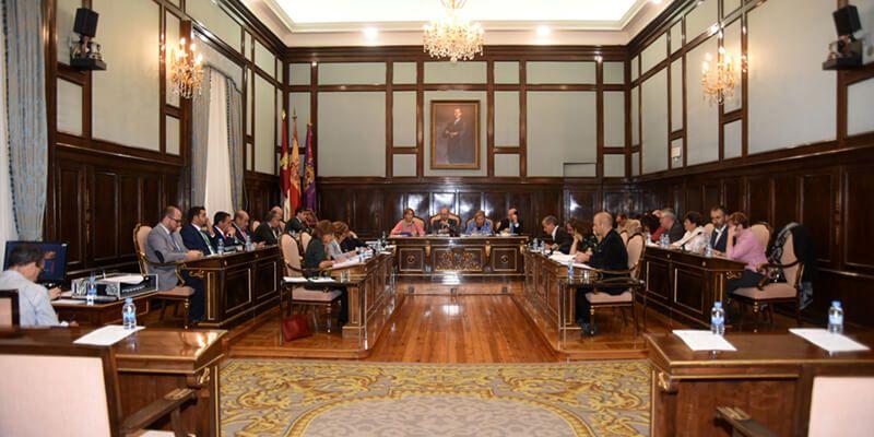 Aprobado el Programa de Obras Hidráulicas que la Diputación de Guadalajara llevará a cabo para renovar redes y depósitos reguladores