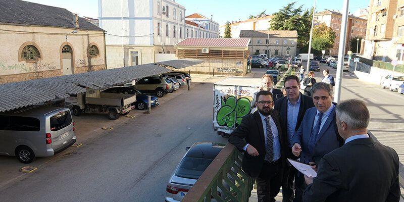 Ayuntamiento de Cuenca y ADIF buscan liberar y aprovechar todos los espacios ferroviarios que no sean necesarios