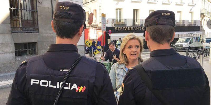 """Bonilla """"150 Policías Nacionales y 880 Guardias Civiles de Cuenca podrán ver sus sueldos equiparados al del resto de Fuerzas y Cuerpos de Seguridad del Estado"""""""