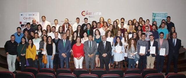 Caja Rural CLM participa en la entrega de certificaciones de asesores financieros del programa 'Combina Joven CLM'