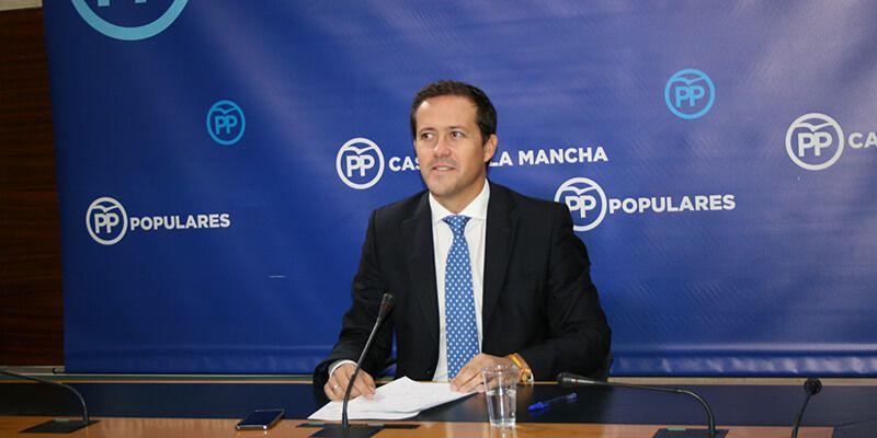 Carlos Velázquez lamenta que las cuentas regionales consolidan la subida de impuestos a los ciudadanos