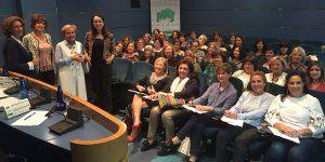 Carmen Quintanilla, presidenta de AFAMMER, pide en Logroño el Estatuto Europeo para la mujer agricultora y rural