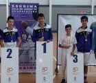 Celebrada en Valdeluz la primera jornada del Circuito de Esgrima