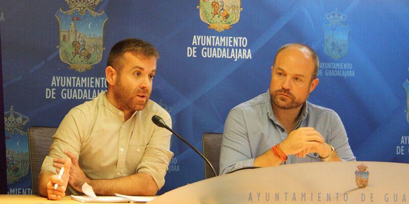 Cs Guadalajara muestran su rechazo a que el debate sobre el Estado de la Ciudad sea en el mismo día que el pleno ordinario
