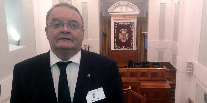 """De las Heras tiene claro que """"Page se ha reído de los guadalajareños y vuelve a despreciar a la provincia de Guadalajara"""""""