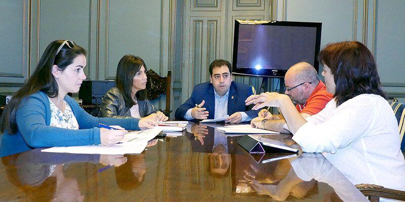 Diputación de Cuenca concede 72.000 euros en ayudas a Cáritas, Manos Unidas, Proyecto Hombre y Fundación Dr. Manuel Madrazo